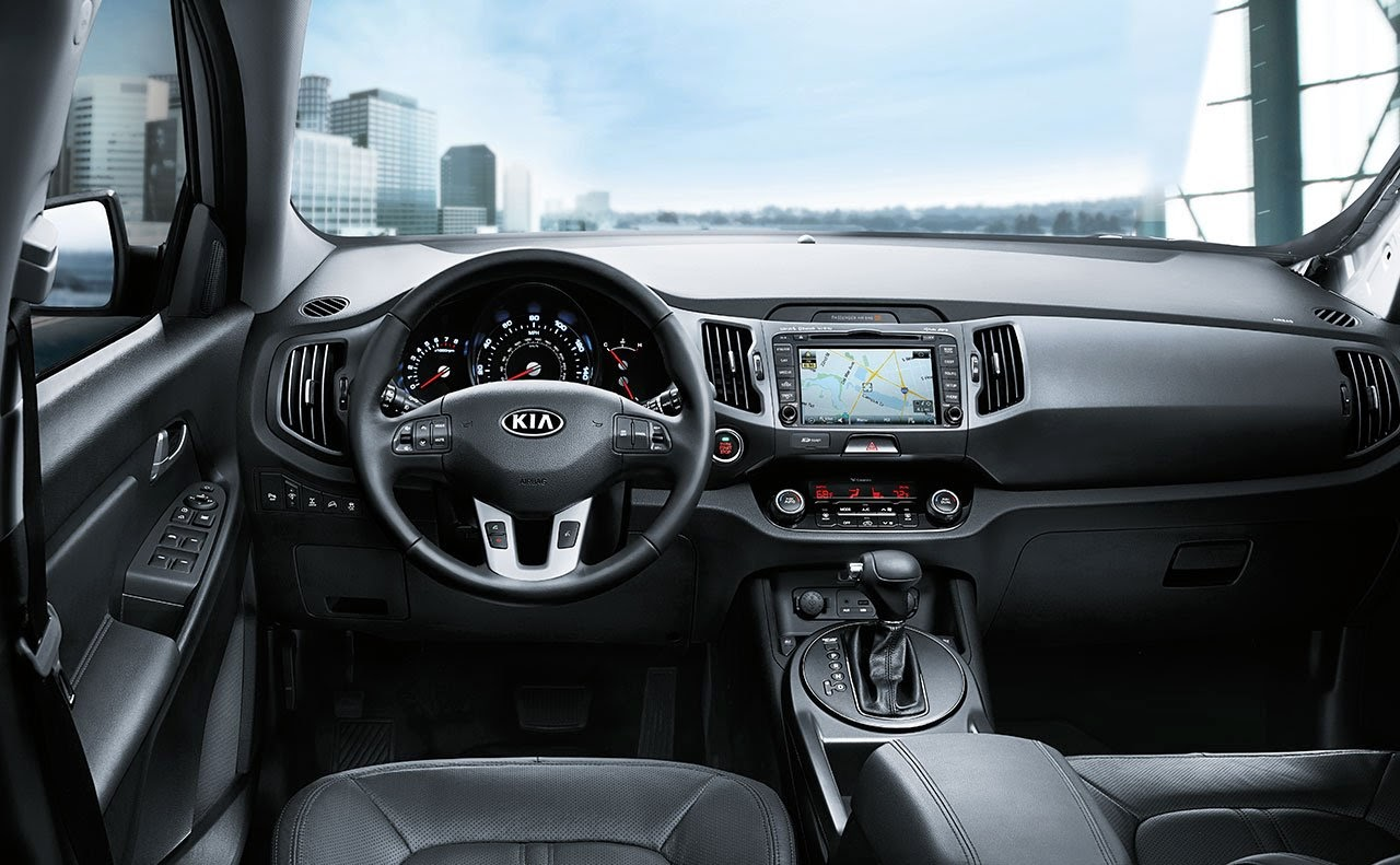 todo sobre kia sportage 2014 todo sobre autos. Black Bedroom Furniture Sets. Home Design Ideas