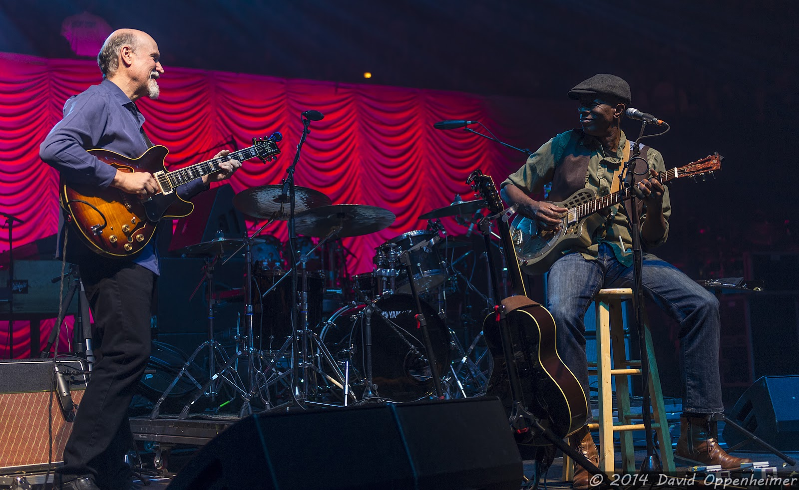 John Scofield and Keb' Mo'