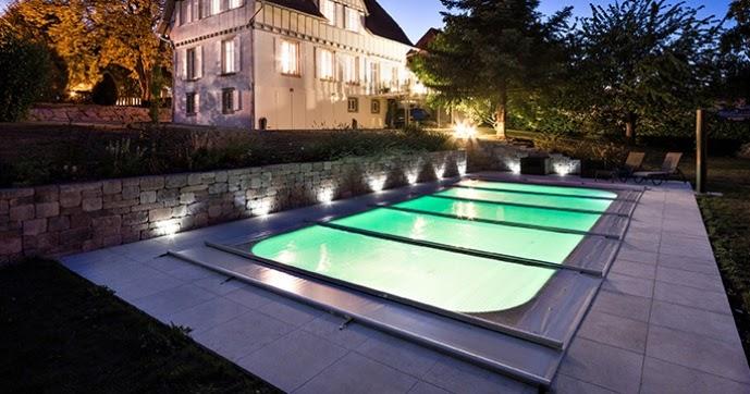Couverture de piscine solaire multi usages solae waterair - Entretien piscine waterair ...
