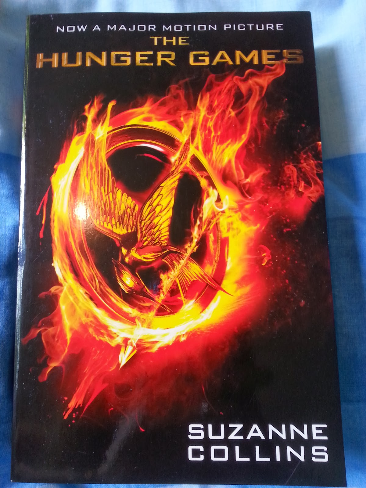 What is Melulater Reading?: The Hunger Games by Suzanne ...