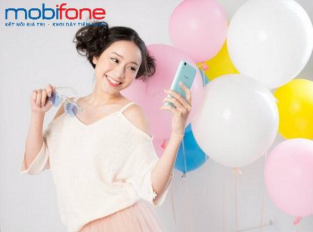 Thay đổi 2 số Mobifone gọi miễn phí trên sim Ba Khía