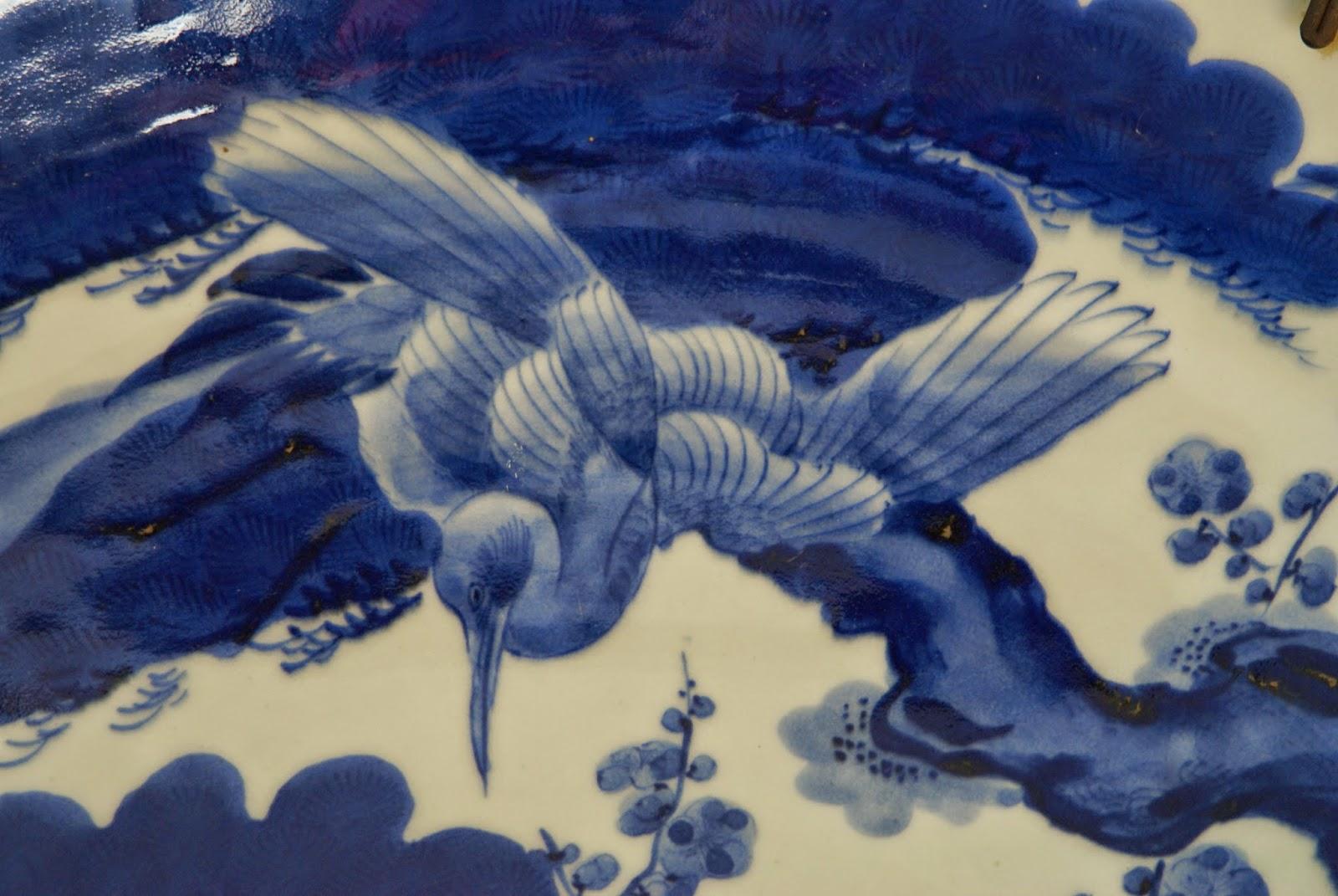 porcelaine japonaise style imari