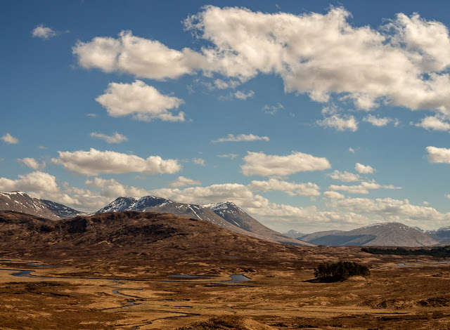 Photo of the wild beauty of Rannoch Moor