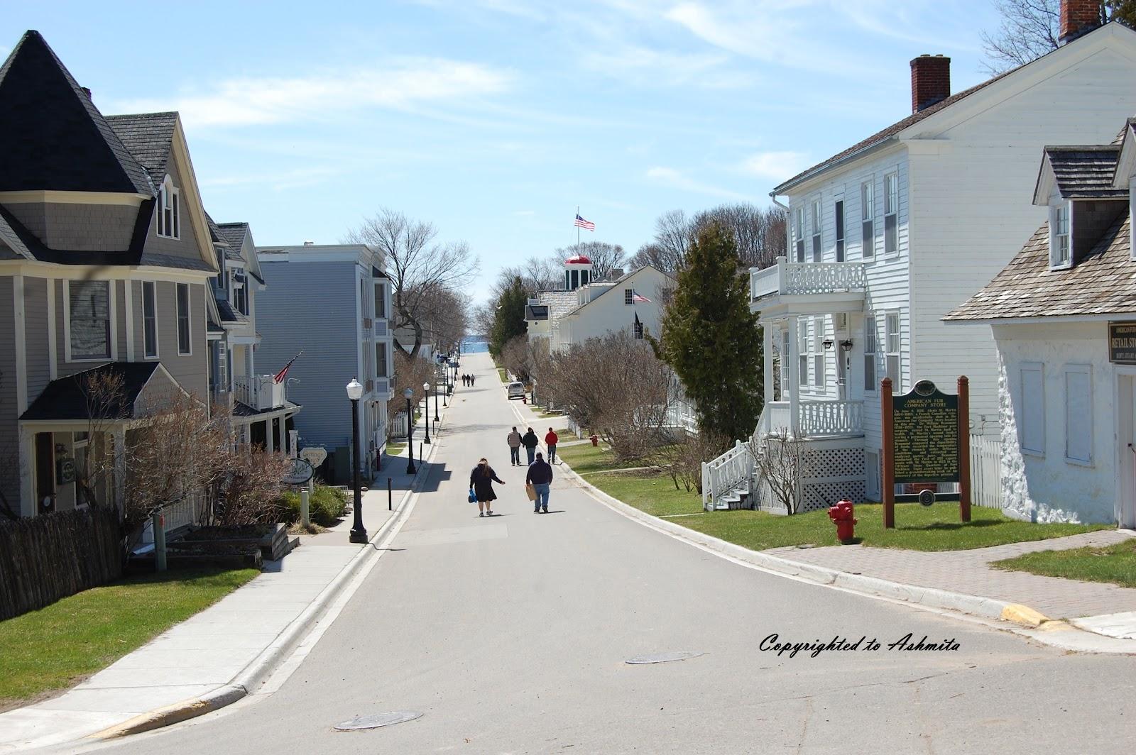 Travelogue: Mackinac Island Trip