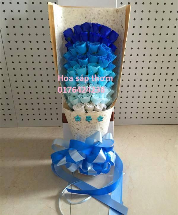 Hoa hong sap thom vinh cuu o Hang Ma