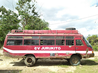 Bus Kayan Hulu
