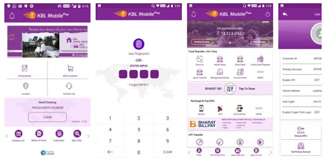 KBL MOBILE Plus Mobile App- Youth Apps