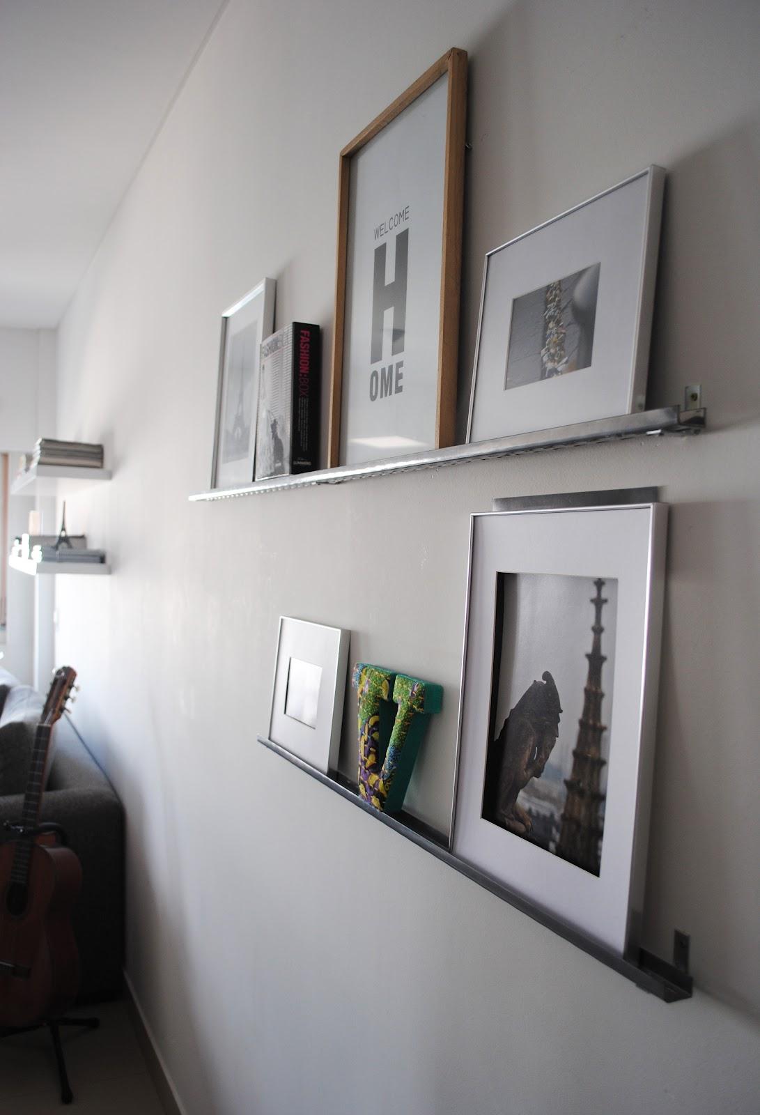 From beirut desaf o blad en mi pared - Decorar pasillos con cuadros ...