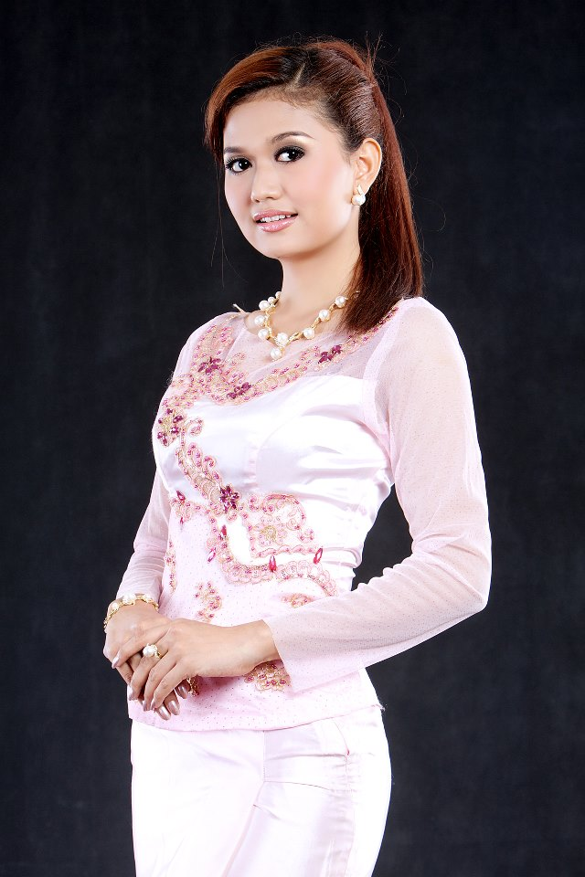 Myanmar Model Girl - Hnin Nwe | Myanmar Model Girl