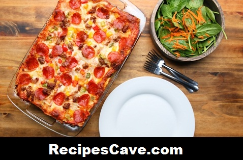 Pizza Lasagna Recipe