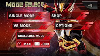 mode game bima x