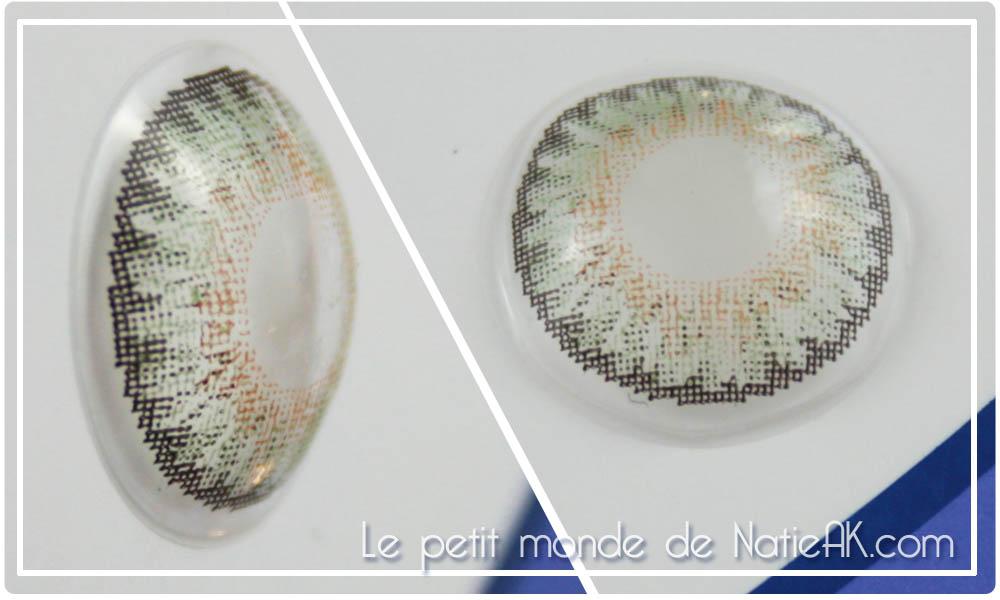 lentilles de couleur fantaisie