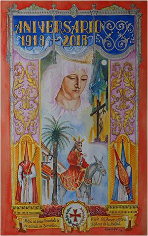 Horario e Itinerario Procesión Extraordinaria del Señor Triunfante en su Entrada en Jerusalén. Ayamonte (Huelva) hoy Sábado