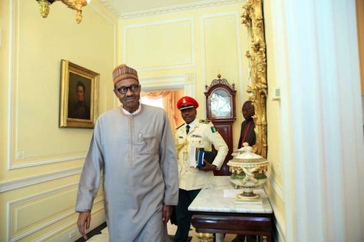 Nigeria is broke and can not afford to pay all 36 ministers - Buhari