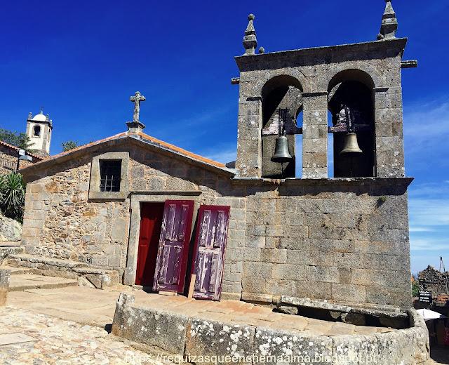 IGREJA MATRIZ CASTELO RODRIGO, Nossa Senhora do Rocamador