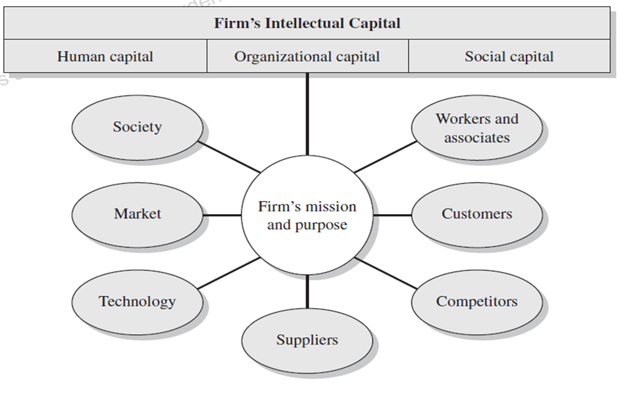 implications of intellectual capital on human Working paper # 2011/05 the role of intellectual capital assets on the radicalness of innovation: direct and moderating effects miriam delgado.