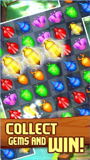 Game Bug Smash Match 3 App
