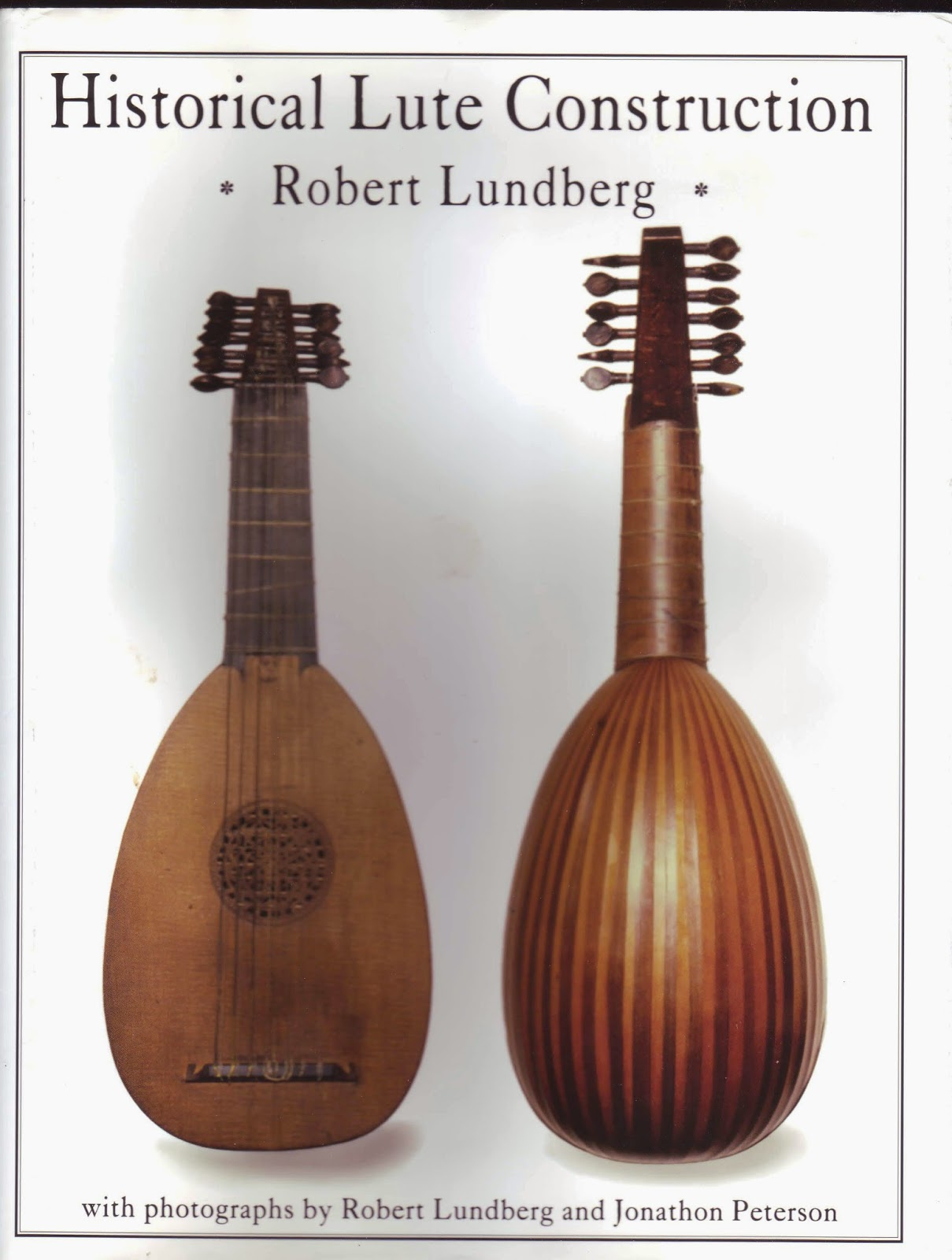 historical lute construction The inset lute rose: a contemporary example, and some historical ones  some photos appear in his book historical lute construction) in 2002 they were .