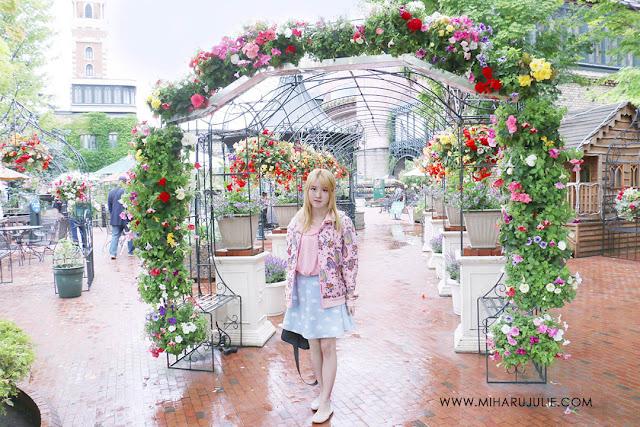 Hokkaido - Ishiya Chocolate Factory & Shiroi Koibito Park