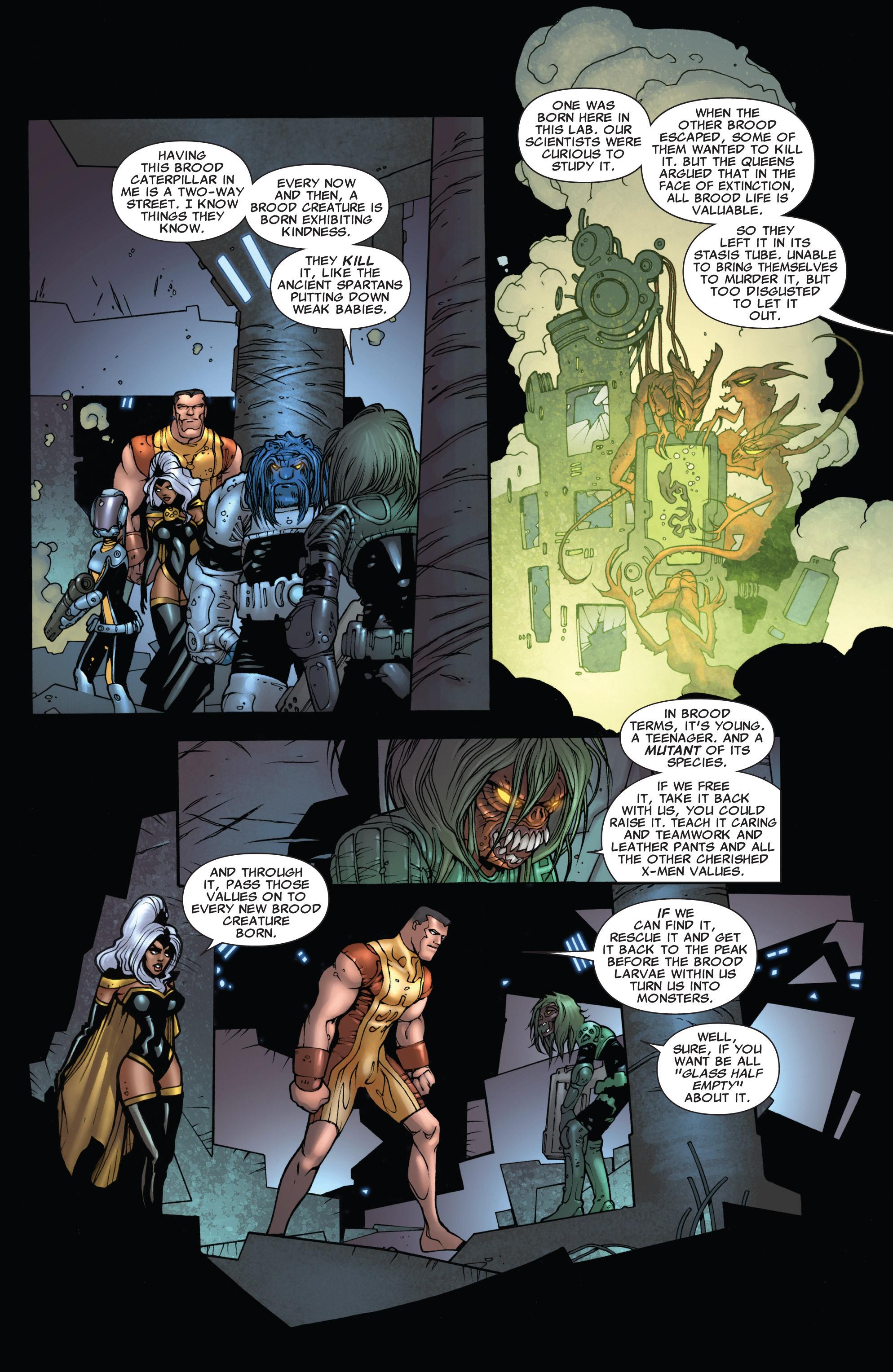 Read online Astonishing X-Men (2004) comic -  Issue #40 - 14