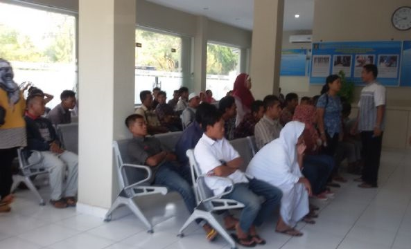 Imigrasi Persempit Ruang Bagi Calo Paspor
