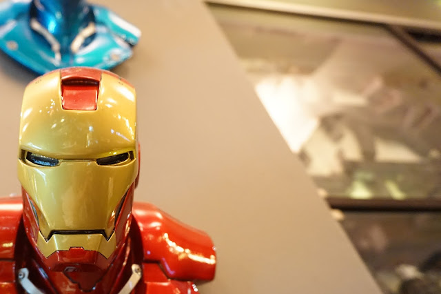 Singapore Cafes - Hungry Heroes Ironman