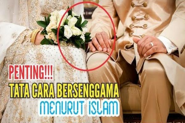 7 Gaya 'Berjima' yang Benar Menurut Islam, Selain Lebih Enak juga Nggak Nambah Dosa