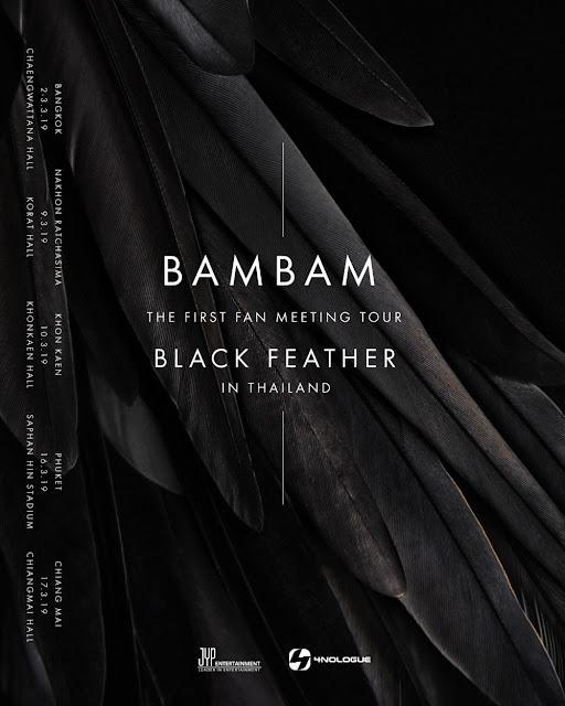 Tiket Fanmeeting BamBam GOT7 Ludes Terjual di Thailand