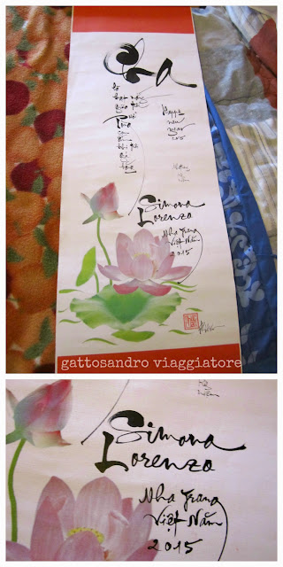 Calligrafia vietnamita
