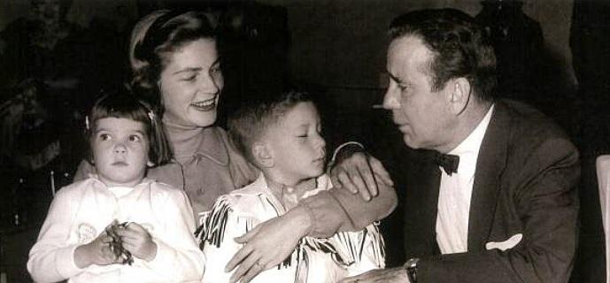The Great Katharine Hepburn: Lauren Bacall: TCM's Star of ... Lauren Bacall Children