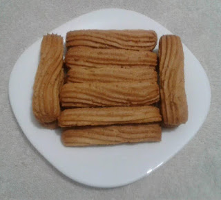 Recette de biscuits de grand-mère