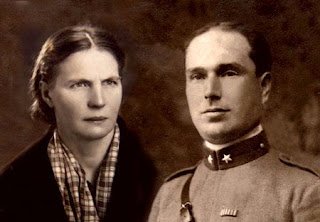 Settimio Manelli y Licia Gualandris
