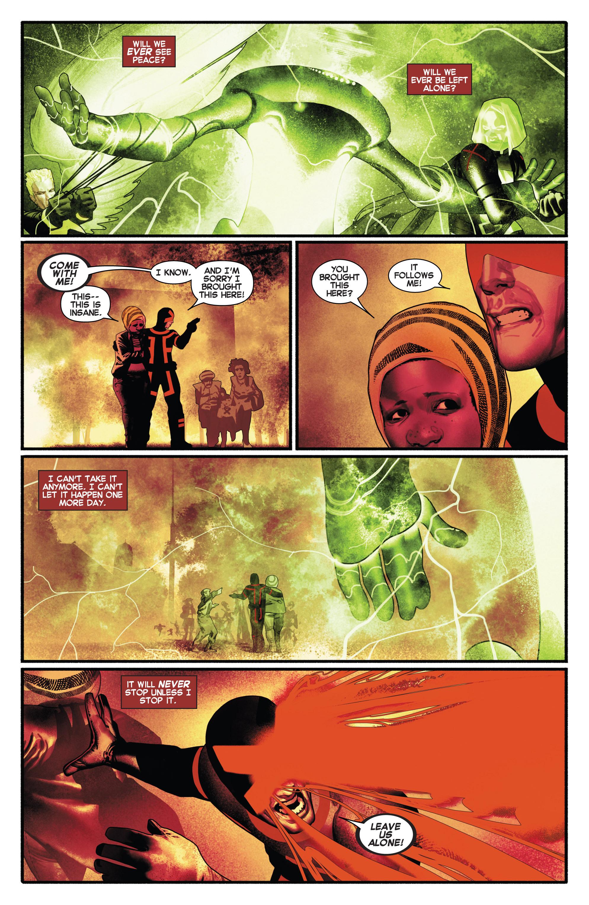 Read online Uncanny X-Men (2013) comic -  Issue # _TPB 2 - Broken - 109