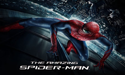Amazing Spider-Man Film met in de hoofdrol Andrew Garfield