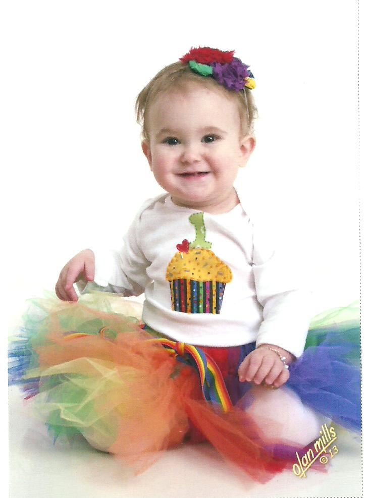 frugal foodie mama first birthday wishes for my sweet baby girl