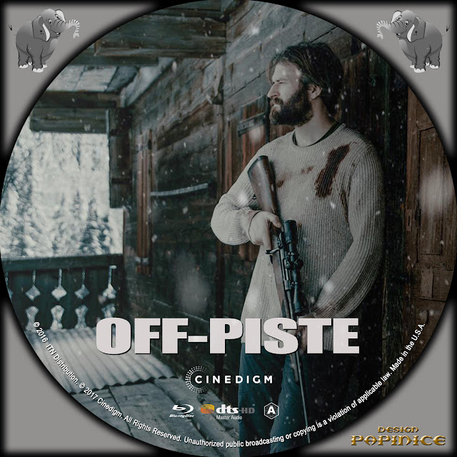 Off Piste Bluray Label