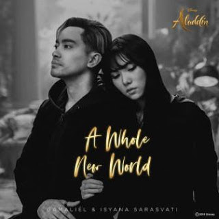 Download Lagu Mp3 Isyana Sarasvati & Gamaliel - A Whole New World