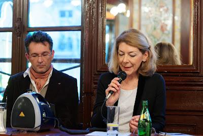 Frédéric Tison et Béatrice Marchal