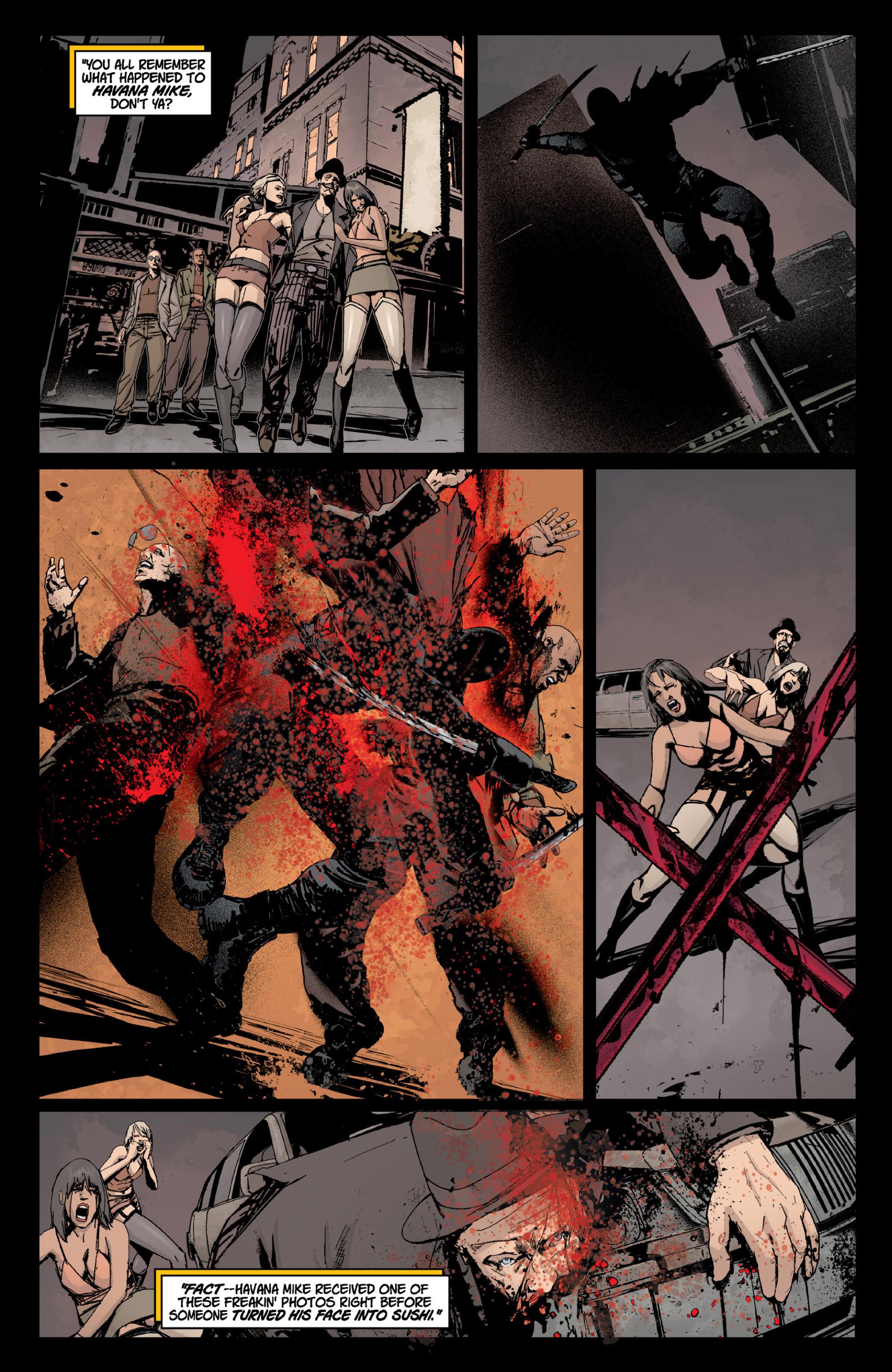 Read online X: Big Bad comic -  Issue # Full - 10