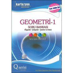Kartezyen Eğitim Geometri-1 Soru Bankası (Q Serisi)