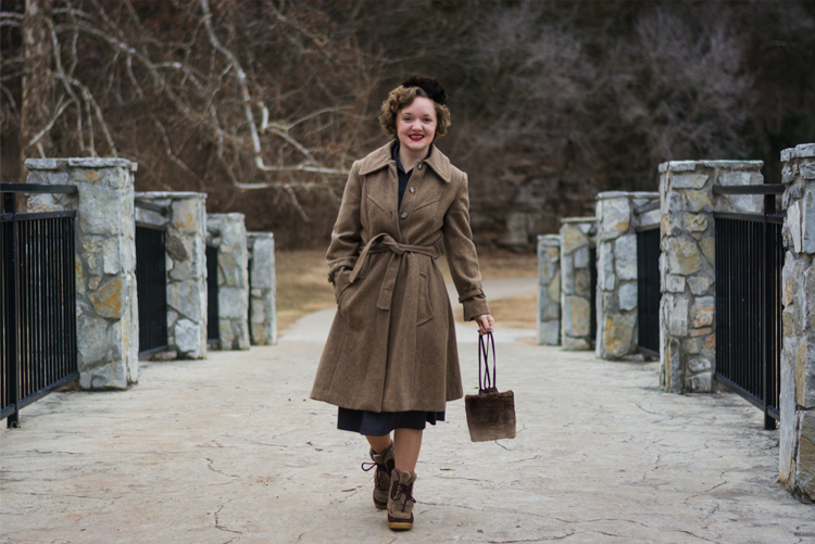 Flashback Summer: 1940s Winter Style