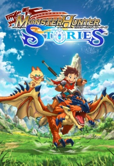 Monster Hunter Stories: Ride On