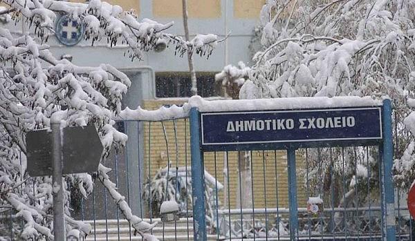 Ανακοίνωση για τα σχολειά του Δήμου Αμυνταιου