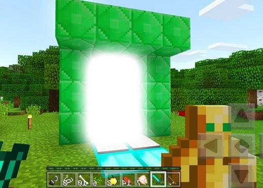 Minecraft Pocket Edition 1.2.9.1 / 1.2.10.1 APK Mod