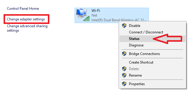 How to View Forget Wi-Fi Password in Laptop & PC (Easy),find wi-fi password,how to check wi-fi password,how to use wi-fi without password,how to hick wi-fi password,how to change wi-fi password,Open Network & Sharing Center,Wireless password,show characters,how see wi-fi password,wifi- issues,fix wi-fi problems,forgotten wi-fi password,recover password,forget wi-fi password,router,setup,fix,windows 10,windows 8.1 Easy way to Find your forgotten Wi-Fi password   Click here for more detail..