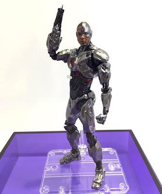S.H.Figuarts DC – Justice League Cyborg