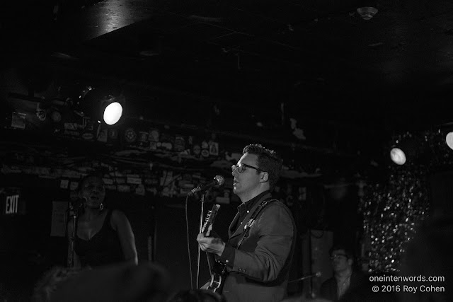 Nick Waterhouse at The Horseshoe Tavern October 6, 2016 Photo by Roy Cohen for One In Ten Words oneintenwords.com toronto indie alternative live music blog concert photography pictures