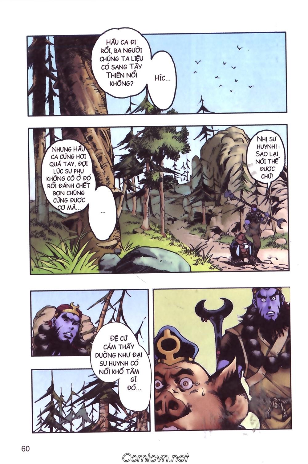 Tây Du Ký màu - Chapter 102 - Pic 30