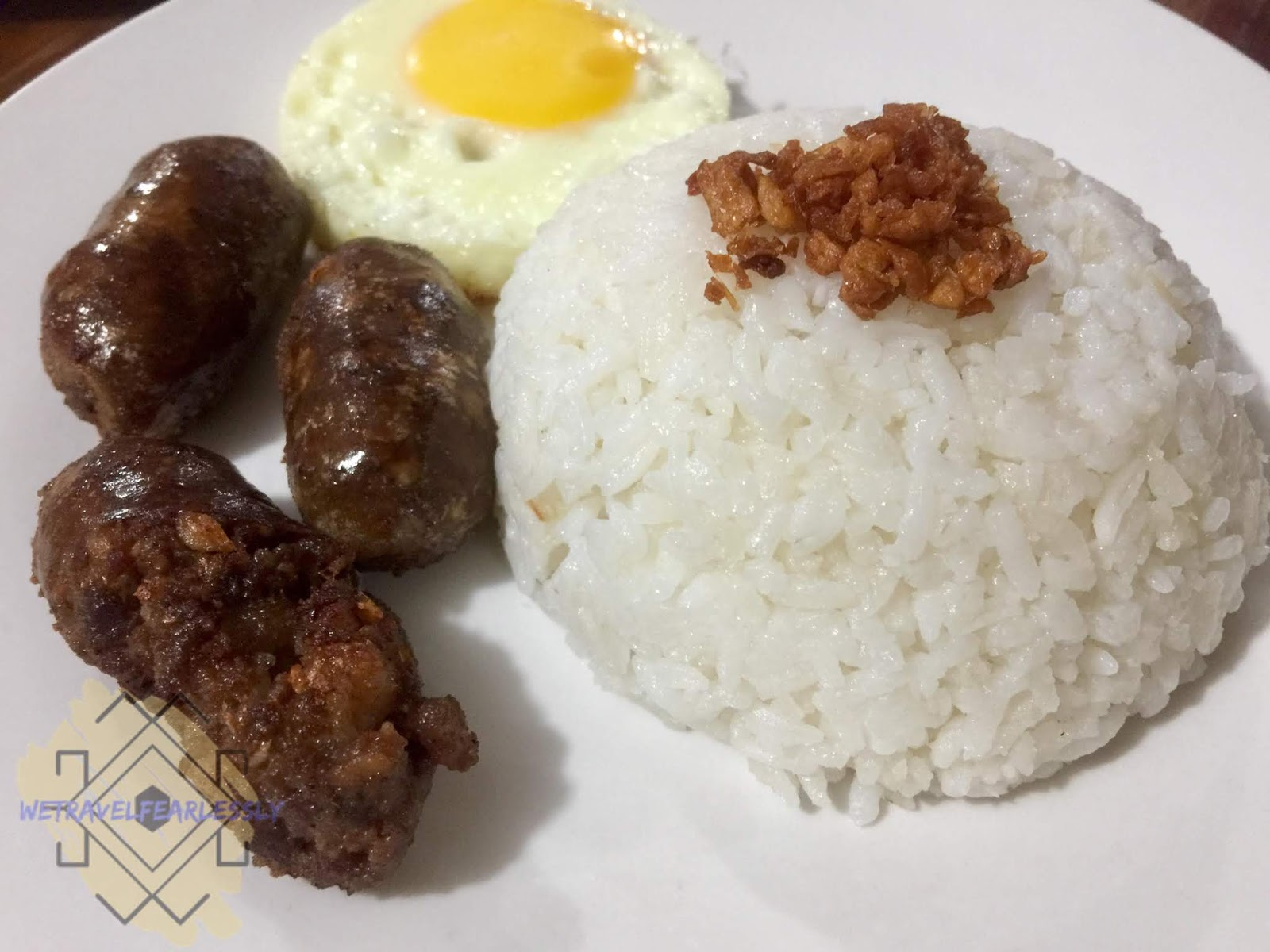 Longislog Ilocos in Tuki's Food Station in Manggahan, Pasig