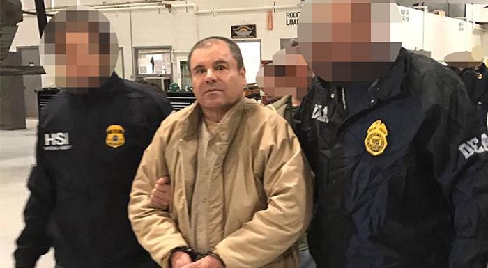 Jurado declara culpable de todos los cargos a Joaquín 'el Chapo' Guzmán